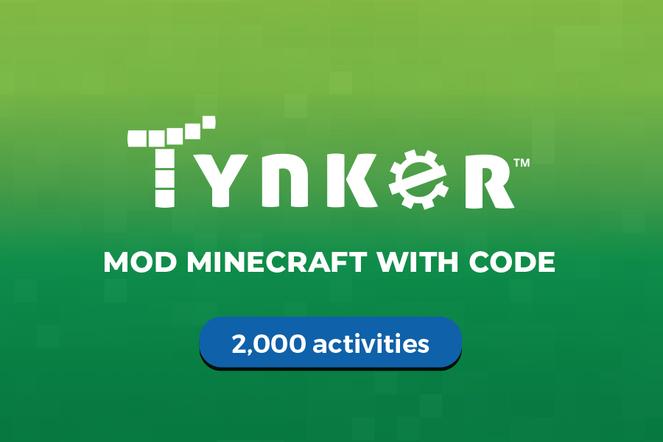Tynker 6M Minecraft eGift Card