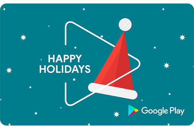 Google Holiday eGift Card