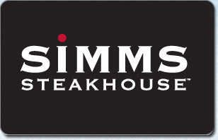 Simm's Steakhouse eGift