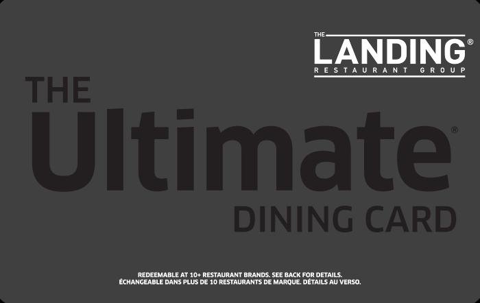 The Landing Group of Restaurants eGift