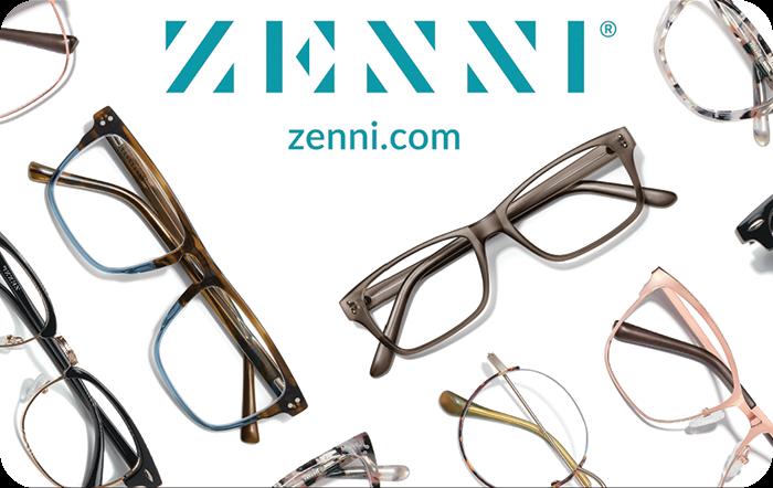 Zenni Optical Gift Card