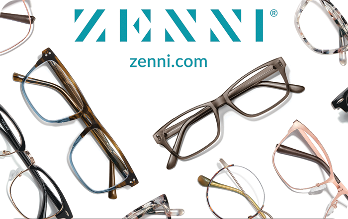 Zenni Optical Gift Card