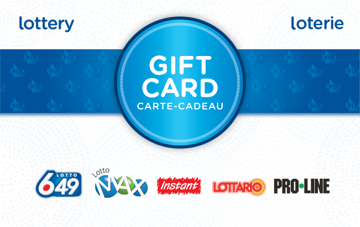 OLG Lottery eGift Card