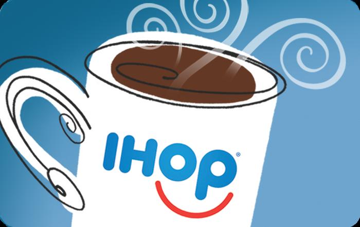 IHOP Coffee Mug Gift Card