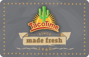 TacoTime eGift