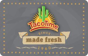 TacoTime eGift Card