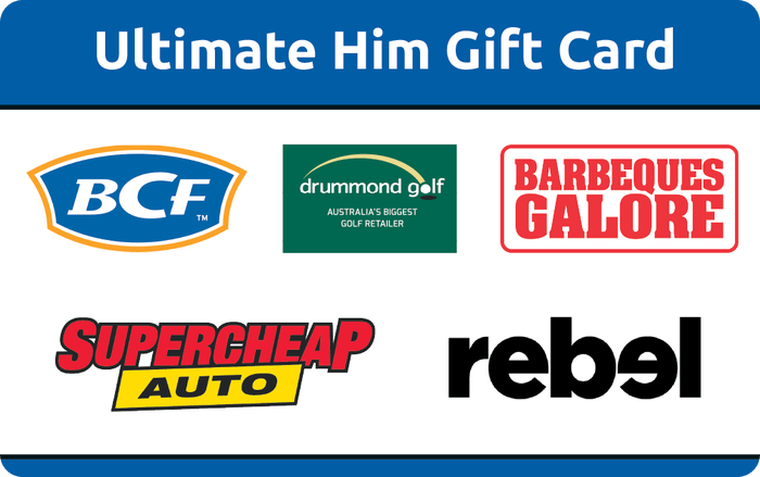 Ultimate Him Gift Card