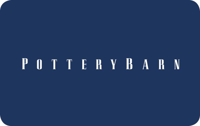 Pottery Barn e-Gift