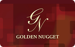 Golden Nugget Gift Cards