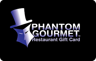 Phantom Gourmet Restaurant eGift Card
