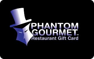 Phantom Gourmet Restaurant eGift