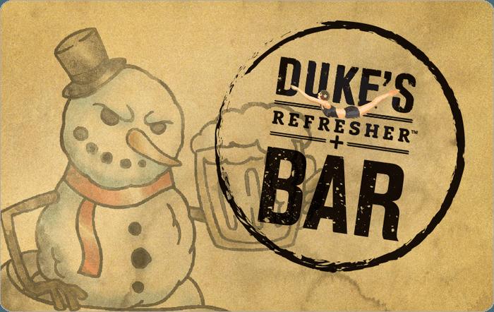 Duke's Refresher + Bar eGift Card