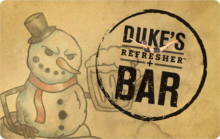 Duke's Refresher+Bar eGift Card