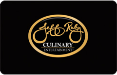 Jeff Ruby Culinary Entertainment Gift Card