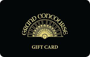 Grand Concourse eGift Card
