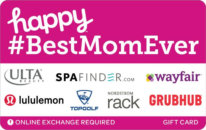 Happy #BestMomEver eGift