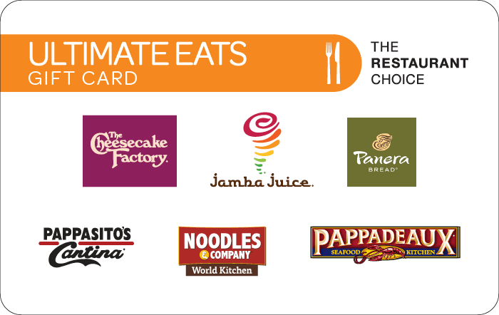 Ultimate Eats Southwest Gift Card