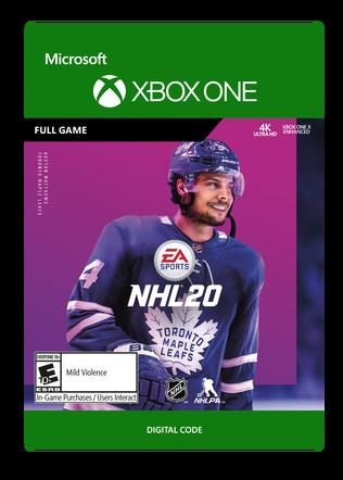 NHL 20: STANDARD EDITION