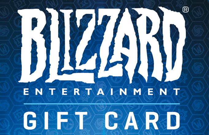 Blizzard Battle.Net Gift Card - £100