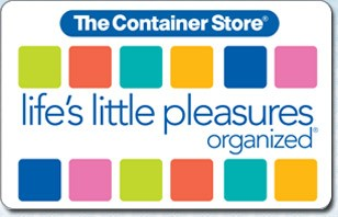The Container Store eGift