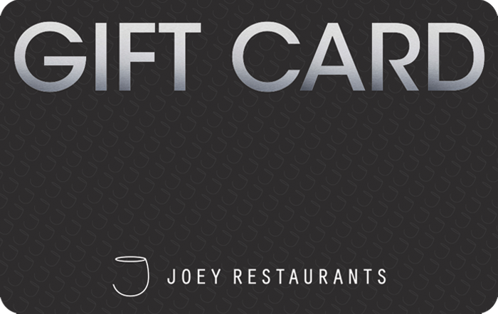 Joey Restaurants eGIft Card