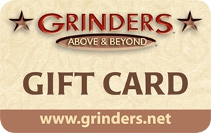 Grinders Above & Beyond eGift Card