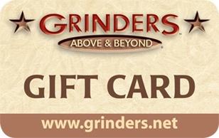 Grinders Above & Beyond eGift Card