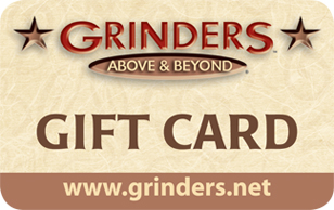Grinders Above & Beyond Standard eGift