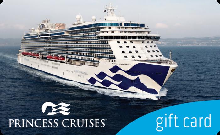 Princess Cruise Gift Card