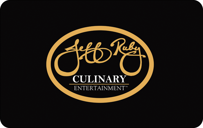 Jeff Ruby eGift Card