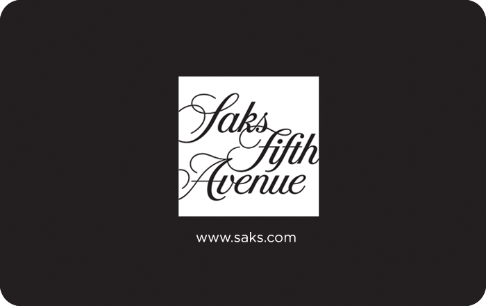 Saks Fifth Avenue eGift Card