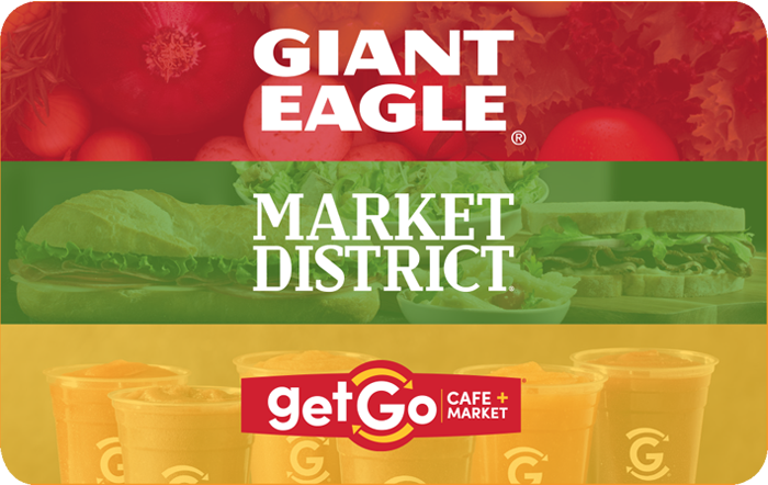 Giant Eagle eGift Card