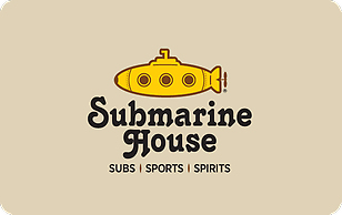 Submarine House eGift Card