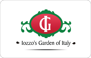 Iozzos Garden of Italy eGift Card