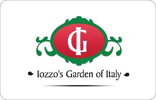 Iozzo's Garden of Italy eGift Card