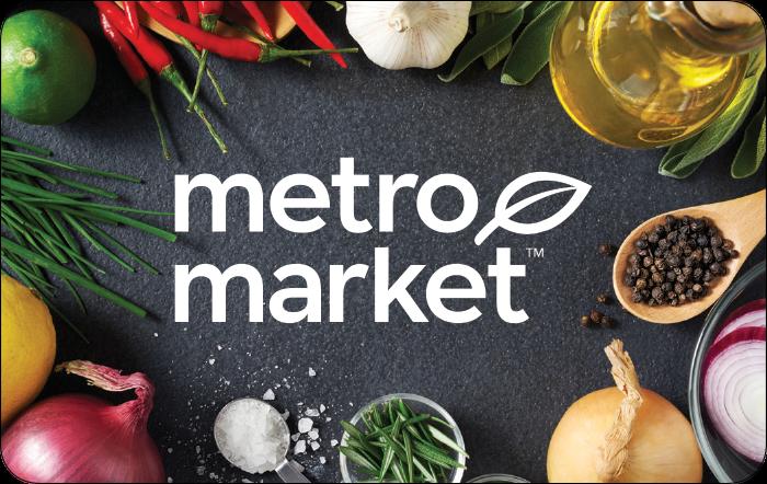 Kroger Metro Market Gift Card