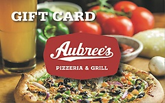 Aubrees Pizzeria & Grill Gift Card