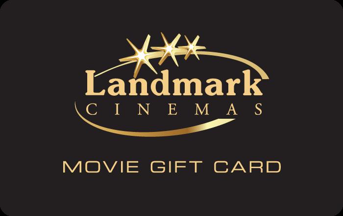 Landmark Cinemas eGift Card