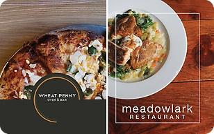 Meadowlark Restaurant eGift Card