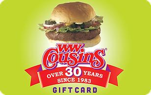 W. W. Cousins eGift