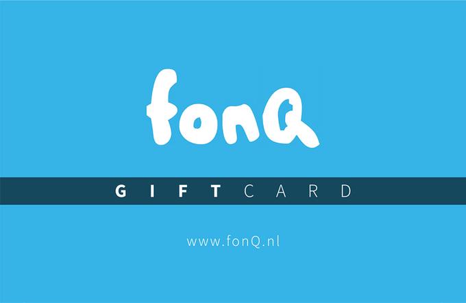 fonQ 5 - 150 Euro eGift