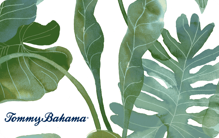 Tommy Bahama eGift Card