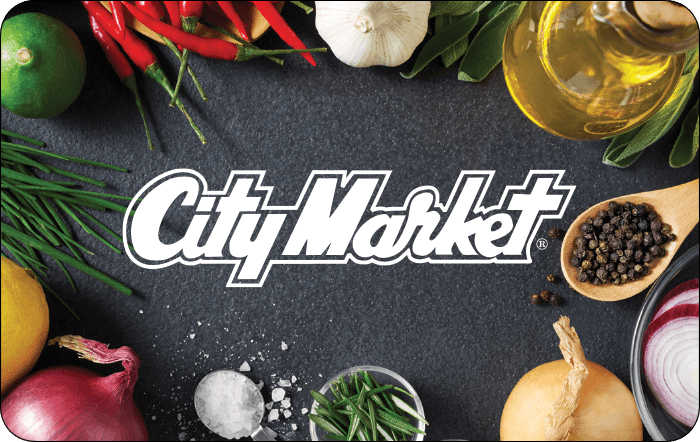 Kroger City Market Gift Card