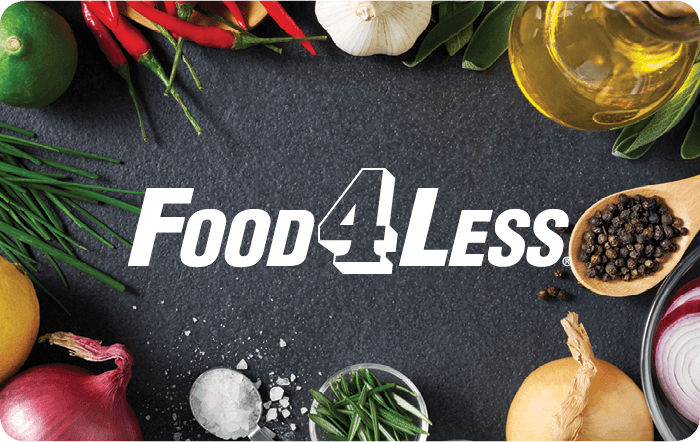 Kroger Food 4 Less Gift Card