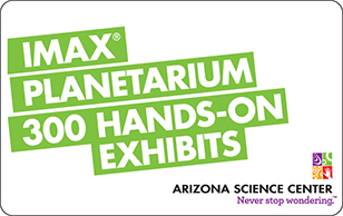 Arizona Science Center eGift Cards
