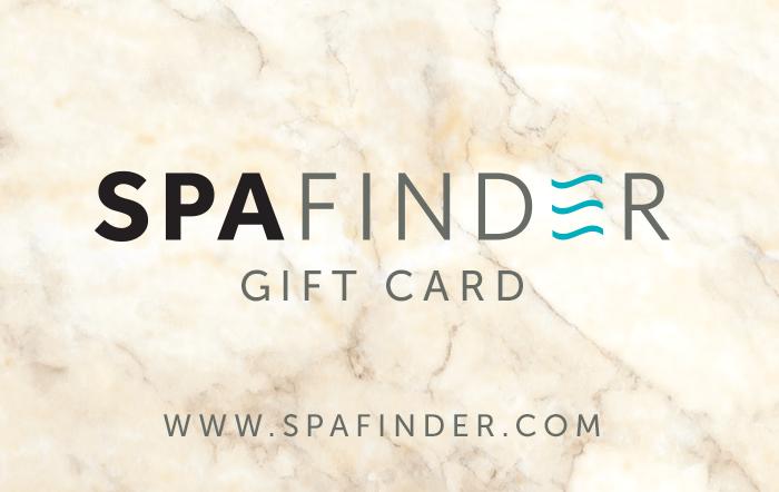 Spafinder Gift Card
