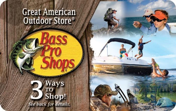 Bass Pro Shops® eGift