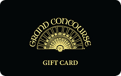 Grand Concourse Gift Card