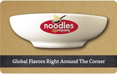 Noodles & Company Gift Card