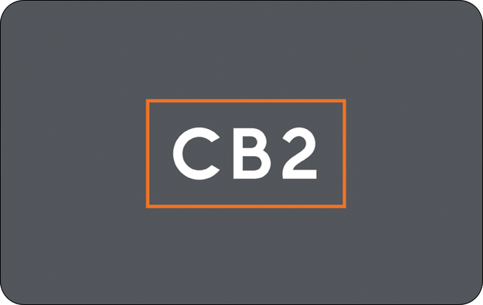 CB2 eGift Card